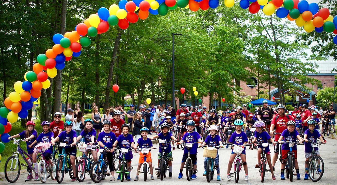 PMC Franklin Kids Ride 2020